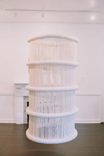 Sally England, 'Rooftop Tower', 2018