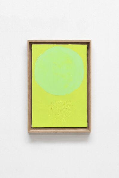 Etel Adnan, 'Planète 16', 2020