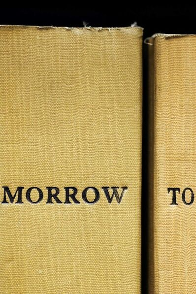 Mickey Smith, 'TOMORROW', 2007
