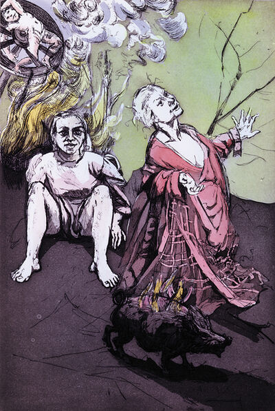 Paula Rego, 'The Children's Crusade - Ecstasy', 1996-1998