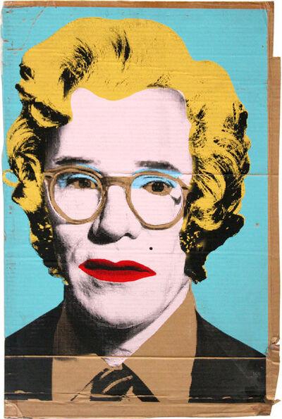 Mr. Brainwash, 'Andy Warhol', 2008