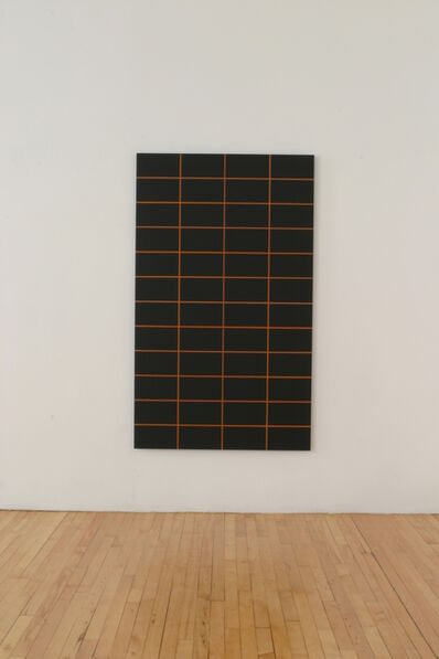 Winston Roeth, 'Orange Grid', 2006