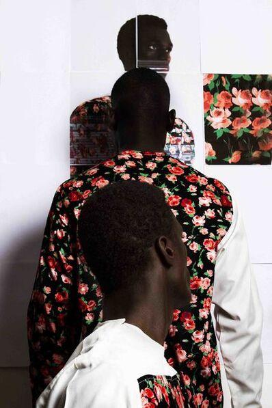 Lakin Ogunbanwo, 'Untitled (Flowers II)', 2014
