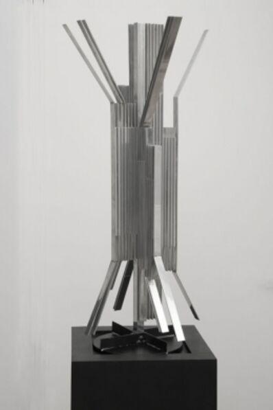 Ary Brizzi, 'Construcción a partir de un eje vertical', 1962