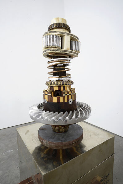 Eric Van Hove, 'Caterpillar 428B Drivetrain Differential and Bevel Gear Group', 2015