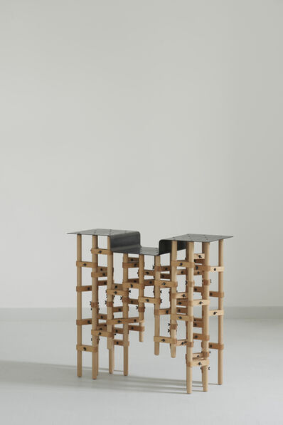 Marija Puipaitė & Vytautas Gečas, 'Envisioned Comfort (Console table)', 2020