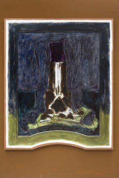 Hans van Hoek, 'Verborgen wit', 2021