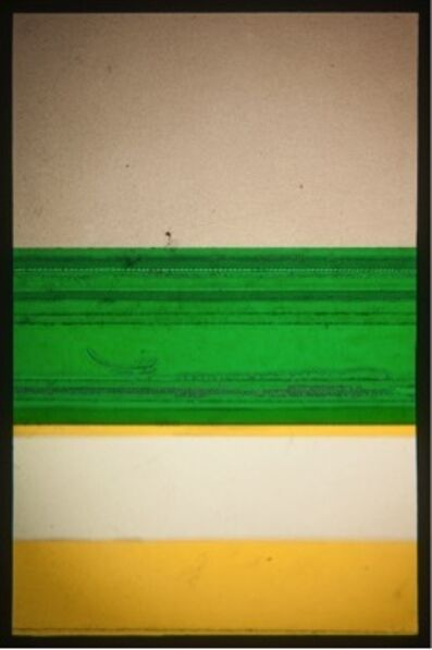 Francisco Ugarte, 'Diapositivas Abstractas, fotografía 10', 2016
