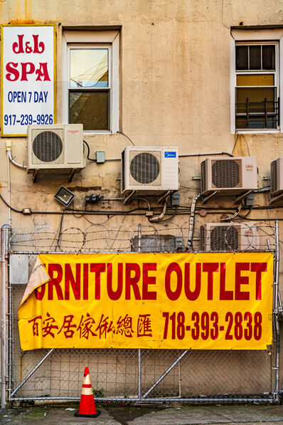 David Stock, 'Outlet', 2019