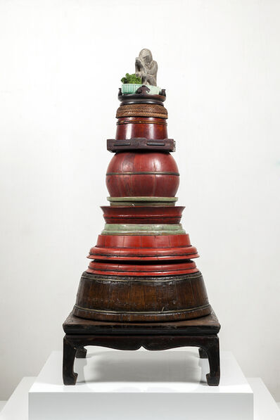Yang Qiong 杨穹, 'Stupa', 2016