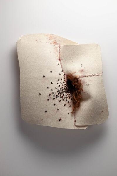 Nicole Havekost, 'Tuft 1', 2020