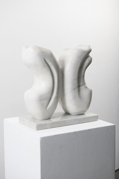Alfred Basbous, 'Couple', 1997