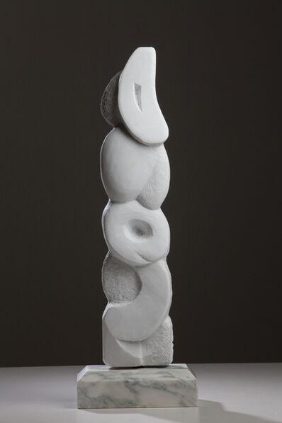Won Choi, 'Woman Totem', ca. 2015
