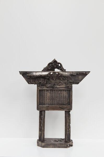 Joris Van de Moortel, 'Incense altar II', 2018