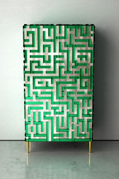 "Roberto Giulio Rida, '""Minosse"" Cabinet', 2016"