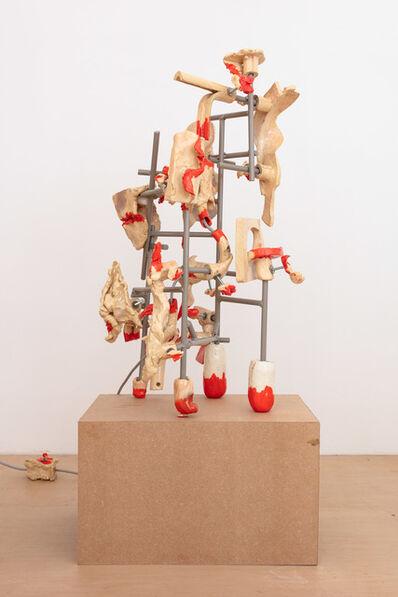 Misha Kahn, 'Supreme Bitch of the Taco Bell (Hot Sauce)', 2021