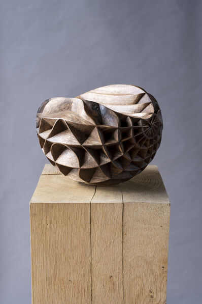 Alison Crowther, 'Incised Walnut III', 2018