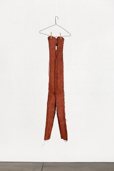 Claes Oldenburg, 'Clothespin – 4 Ft. – Soft Version', 1975