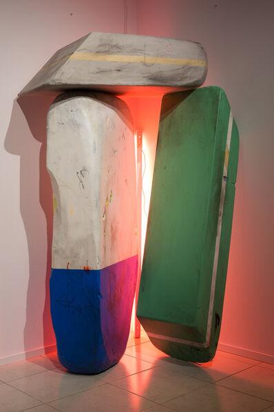 Stefano Ronci, 'Trilite (Trilithon)', 2018
