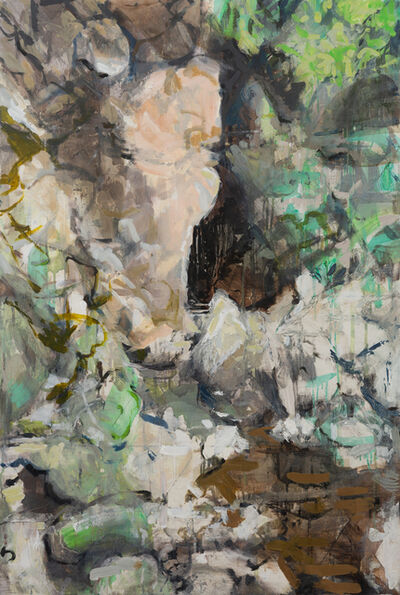 Lois Dickson, 'Cave, Stone Church I', 2019