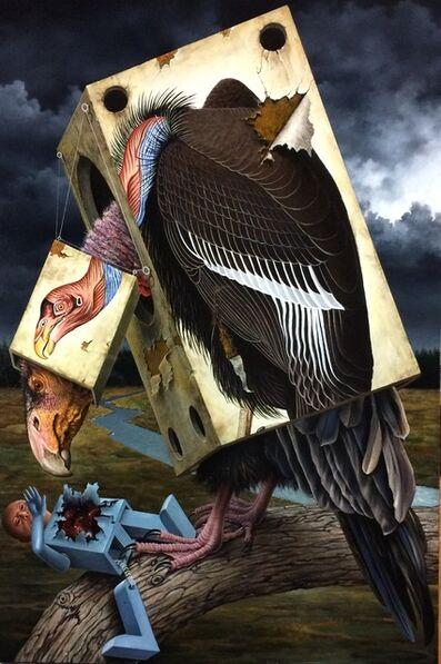 Jorge Santos, 'Vulture', 2017