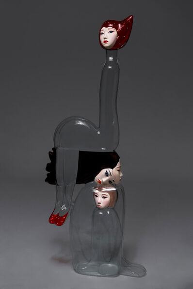 Yu Jin Young, 'the LIFE #4', 2017