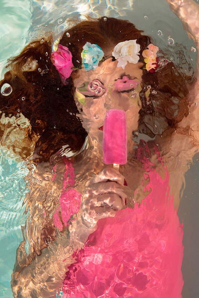 Carla Sutera Sardo, 'Aqva Pink', 2019
