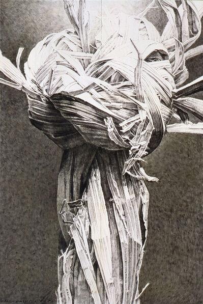 Han Unsung, 'A Knot Standing 87-2', 1987
