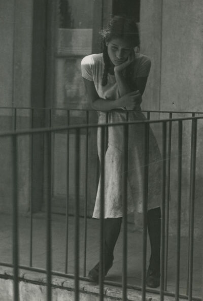 Manuel Álvarez Bravo, 'The Daydream / El ensueño', 1931