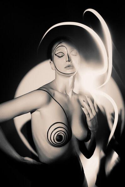 Indira Cesarine, 'Natalya Electric No 3', 2020