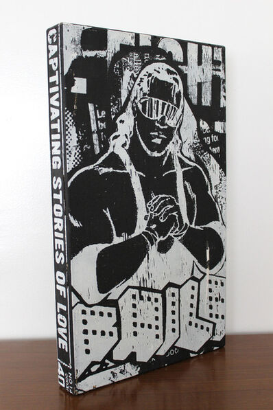 "FAILE, 'Brett ""The Hitman"" Heart/ Savage Dreams & Lies', ca. 2005"