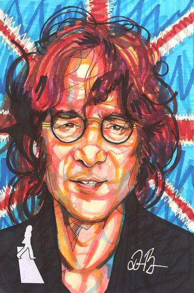 Domonique Brown, 'John Lennon', 2019
