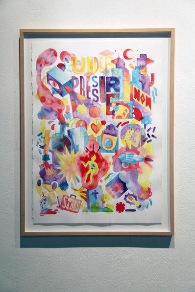 AkaCorleone, 'Under Pressure', 2014