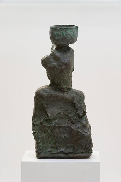 João Maria Gusmão & Pedro Paiva, 'Pregnant Sculpture', 2018