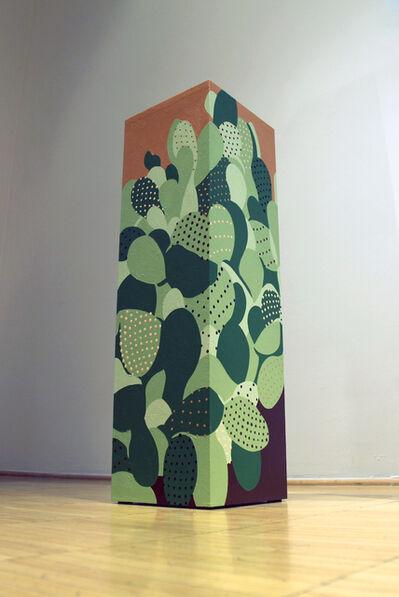 Jeff Fulmer, 'Beavertail Cactus', 2014