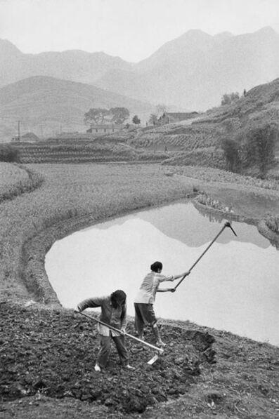 Marc Riboud, 'Travail de la terre dans la province du Sichuan, Chine, 1957', ca. 1957
