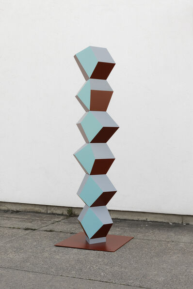 Angela Bulloch, 'Heavy Metal Stack of Six: Squirrel Nut', 2019