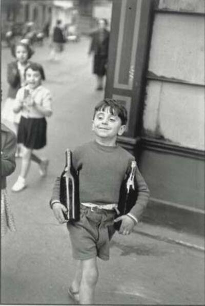 Henri Cartier-Bresson, 'Rue Mouffetard', 1954