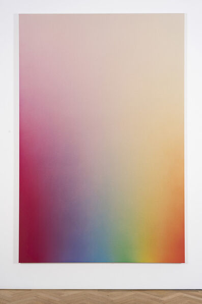 Oliver Marsden, 'Spectrum Fade (Magenta, Violet, Blue, green, yellow, orange, red)', 2017