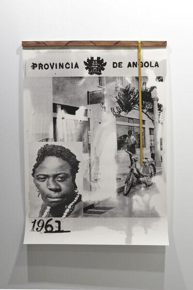 Délio Jasse, 'Provincia de Angola 1961', 2019