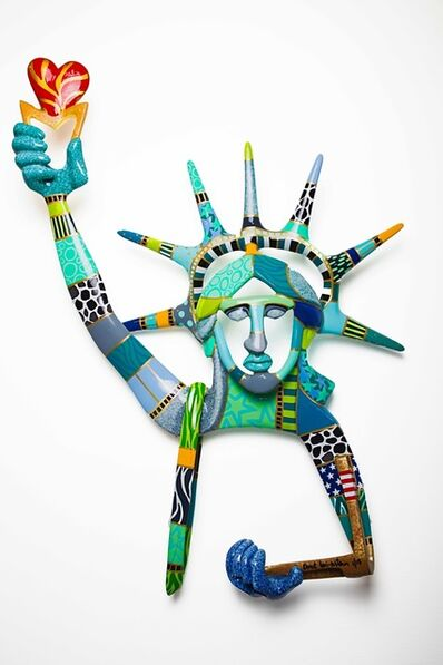 Dorit Levinstein, 'Statue of Liberty', 2017