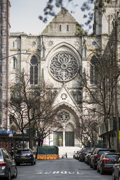 Sean Hemmerle, 'St. John the Divine, New York, NY, 7 April, 2020 ', 2020