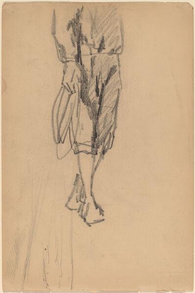 Winslow Homer, 'Sketchbook Page'