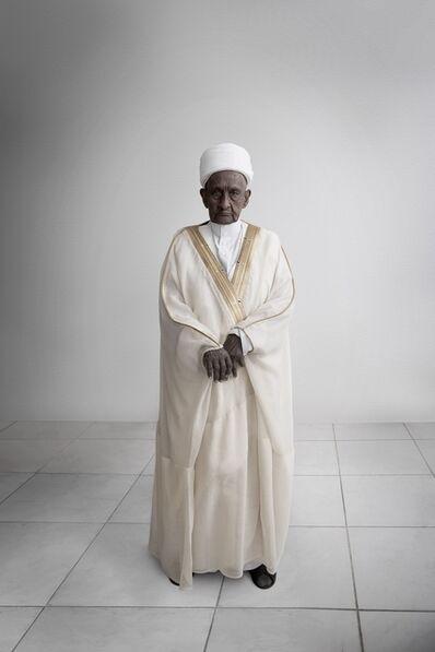 Adel AlQuraishi, 'Ali Bodaya Ibrahim (Jeem Series)'