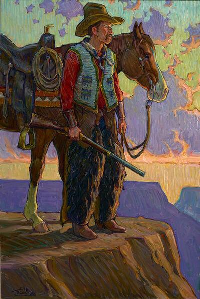"Tim Solliday, '""Western Sky""'"