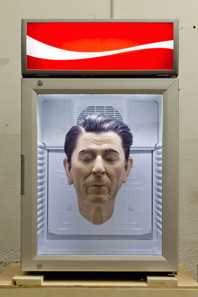 Eugenio Merino, 'Always Reagan', 2015