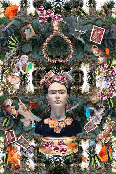 Gwen Adler, 'Porcelain Frida', 2018