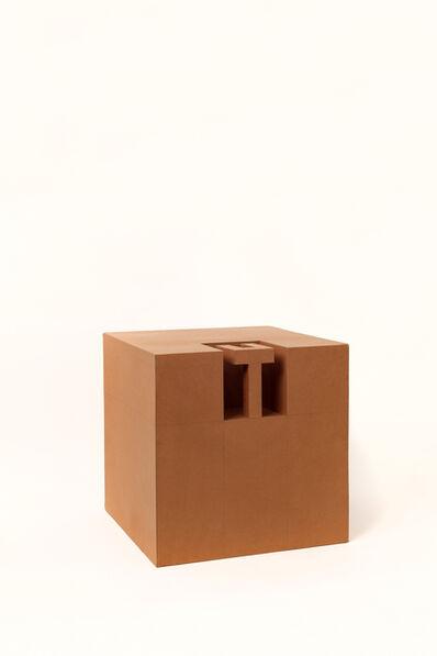 Erwin Heerich, 'Cardboard sculpture', 1968