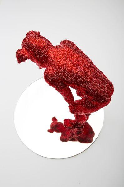 Seunghwui Koo, 'Narcissism Red', 2017