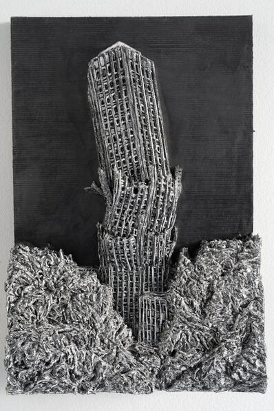 Martin Spengler, 'Ringturm (Sollbruchstelle) ', 2020